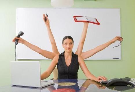 Multitarea: el gran enemigo de la productividad al descubierto | Personal and Professional Coaching and Consulting | Scoop.it