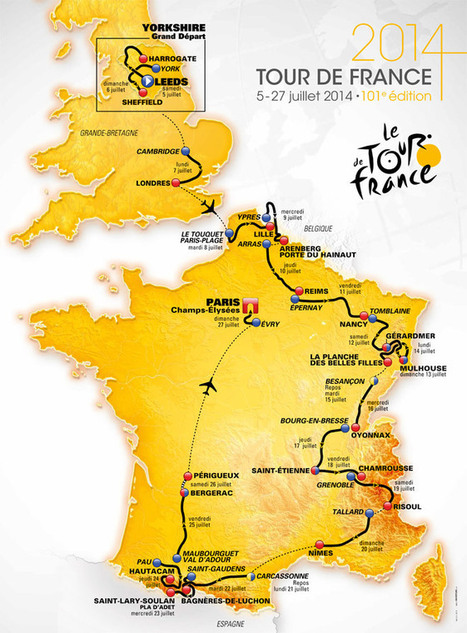 RFI mise sur le Tour de France | SportonRadio | Scoop.it