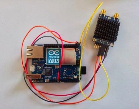 Arduino Yún as a possible Mesh Extender Platform   Raspberry Pi   Scoop.it