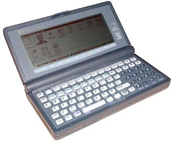 HP 200LX | Personal Digital Assistant of our Childhood | Scoop.it