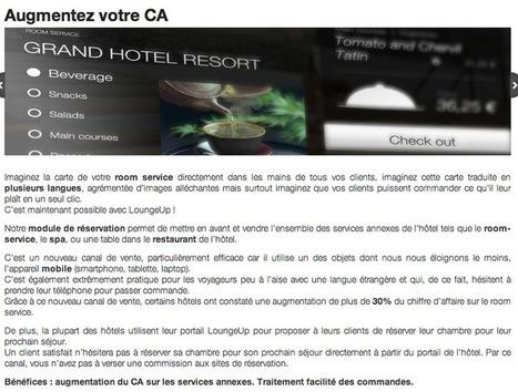 Jean Michel Billaut : Connaissez-vous Mathieu Pollet de Paris ? LoungeUp : une plateforme pour les hôteliers... | LoungeUp | Scoop.it