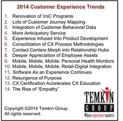 14 #Customer #Experience Trends for 2014 (The Year of Empathy) | Hospitality and tourism | Scoop.it