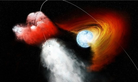 Pulsar launches 'clump' as heavy as Earth's oceans   Lauri's Environment Scope   Scoop.it