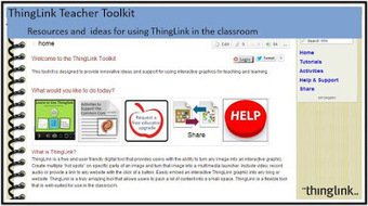 A ThingLink Toolkit for Teachers | Cool Tools for Drawing and Painting | Scoop.it