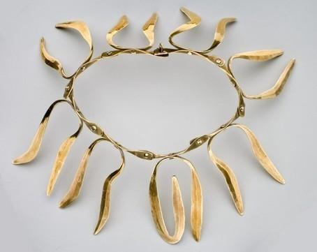 Cranbrook Art Museum | Bent, Cast & Forged: The Jewelry of Harry Bertoia | design exhibitions | Scoop.it