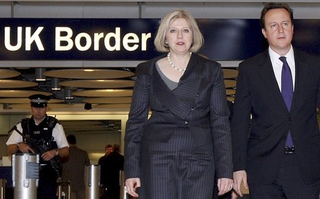 David Cameron's immigration crackdown unravels - Telegraph | welfare cuts | Scoop.it