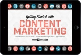 Getting Started with Content Marketing | Stratégie éditoriale | Scoop.it