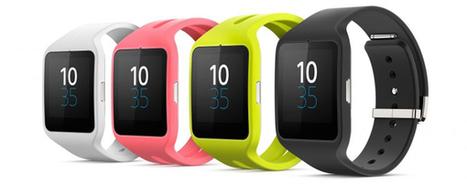 Sony préparerait une smartwatch e-link pour l'année prochaine ? | e-paper - e-ink - le papier électronique - écran flexible | Scoop.it