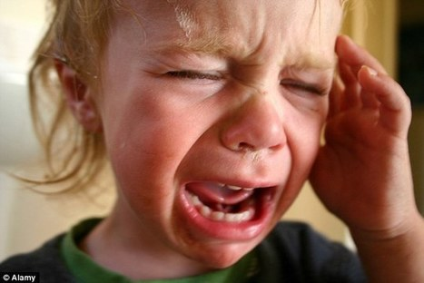 The terrible two's are REAL: Toddlers know they are throwing tantrums | Kickin' Kickers | Scoop.it