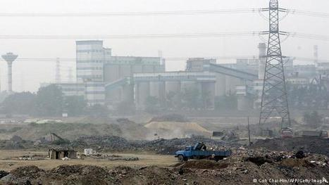 China's greenhouse gases overestimated | News | DW.COM | 20.08.2015 | China Environment | Scoop.it