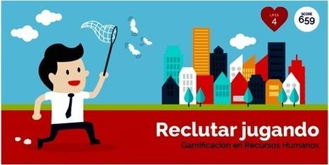 Laura Rosillo: Gamificación en RRHH: ¿Reclutar jugando? Blog invitado: SOCIAL YOU http://blog.socialyou.es/   APRENDIZAJE   Scoop.it