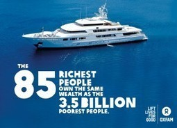 Anatomy of a killer fact: the world's 85 richest people own as much as the poorest 3.5 billion | International aid trends from a Belgian perspective | Scoop.it