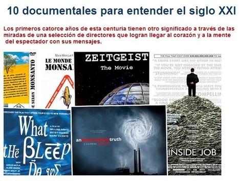 Los 10 Documentales Alternativos + VISTOS que explican y ayudan a entender el siglo XXI | Pedagogia del Ocio | Scoop.it