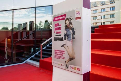 Créations d'affiches pour la Nuit des Jeunes Talents | Agence web AntheDesign | Scoop.it