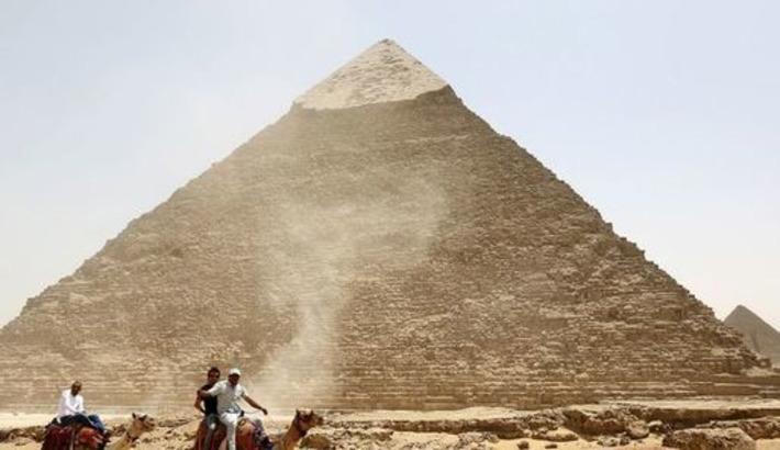 Théories folles de l'Histoire: l'énigme de la Grande Pyramide | L'Express | Kiosque du monde : Afrique | Scoop.it