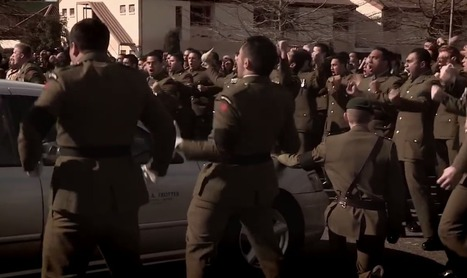 Fallen Soldiers' Incredible Send-Off. Watch What This Battalion Did. | ViceDaily | Scoop.it