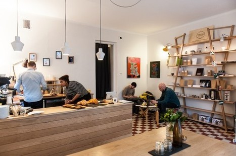 A Guide To Helsinki's Dreamy Coffee Scene | Coffee News | Scoop.it