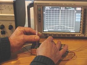 Electronicam.es. Instrumentacion y medida electronica. Analizador de espectros   ANALIZADOR DE ESPECTRO   Scoop.it
