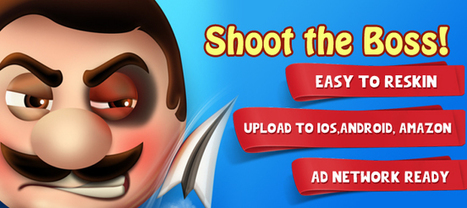Buy Shoot The Boss Full Games For Unity | Chupamobile.com | ios source code | Scoop.it