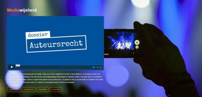 Edu-Curator: Gratis lesbrief over auteursrecht voor groep 7 en 8 | Educatief Internet - Gespot op 't Web | Scoop.it