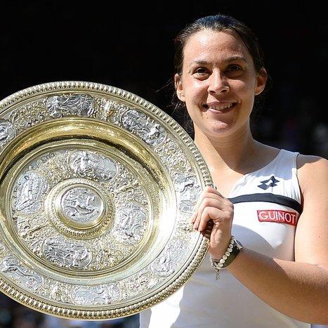 Wimbledon Tennis 2013: Marion Bartoli Won't Carry Momentum Into US Open | General news | Scoop.it
