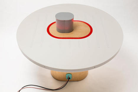The New York Times Invents A Conference Table That Takes Notes For You | Real Estate Plus+ Daily News | Scoop.it