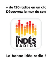 Indés Radios : 941 000 auditeurs sur le digital | Radio 2.0 (En & Fr) | Scoop.it