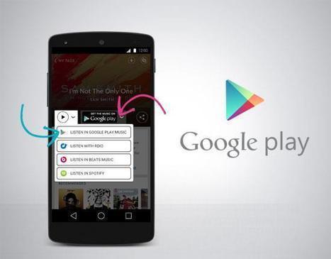 Shazam main dans la main avec Google Play Music All Access | We are numerique [W.A.N] | Scoop.it