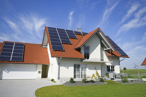 Solar Power: The Hottest New Thing For Homeowners | Andrew's Electric Ideas Article Feed | Scoop.it