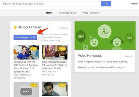 The Ultimate Guide for Using Google+ Hangouts for Business | GooglePlus Expertise | Scoop.it
