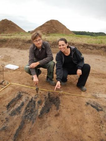 Circular Viking Fort Discovered in Denmark - Archaeology Magazine | Ancient History | Scoop.it