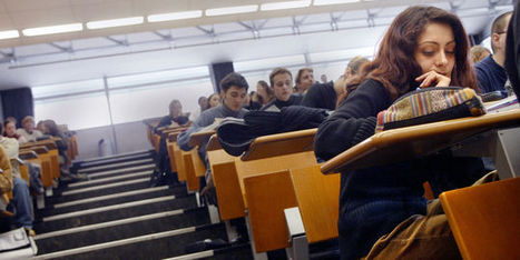Les étudiants étrangers constituent 41 % des doctorants en France | L'enseignement dans tous ses états. | Scoop.it