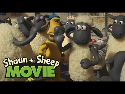 Shaun the Sheep the Movie – Second Teaser Trailer - YouTube | Mientras tanto en Cototolandia... | Scoop.it