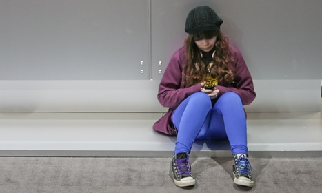 Loneliness: a silent plague that is hurting young people most | eParenting and Parenting in the 21st Century | Scoop.it