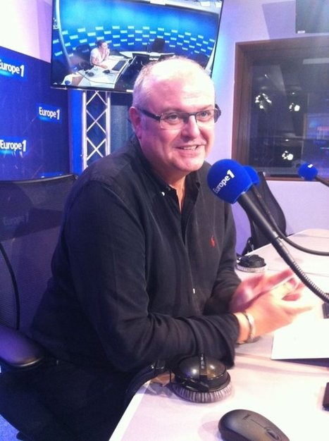 Jacky Gallois quitte Europe 1 | Radioscope | Scoop.it