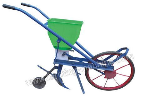 Manual Corn Seed Planter, Multi-use One-row Corn Seed Planter | Farming Machine | Scoop.it