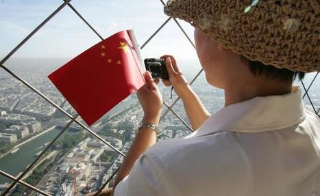 VIDEO. Quand deux touristes chinoises testent l'amabilité d'un garçon de café à Paris | Marketing Hôtelier | Scoop.it
