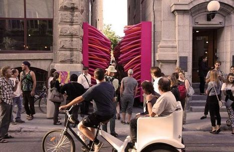 Transforming an Alley into an Innovative Experiential Public Space | Placemaking: Destination Branding | Marketing | Revitalization | Scoop.it