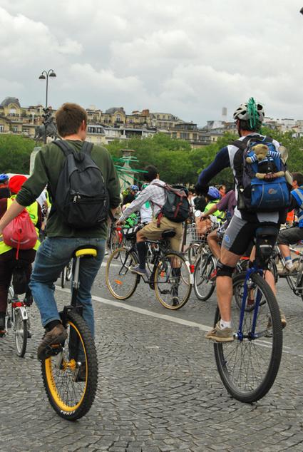 Le vélo dans la ville de demain | NEOPLANETE | The Architecture of the City | Balades, randonnées, activités de pleine nature | Scoop.it