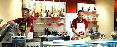 "Thomas Fitzpatrick introduces you to the ""Raffaello Caffè"" in Urbino | Le Marche and Food | Scoop.it"