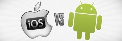 10 bonnes raisons de préférer une tablette Android à un iPad   news   Scoop.it