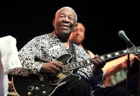 Mort de la légende du blues B.B. King | La voix dans toutes ses dimensions | Scoop.it