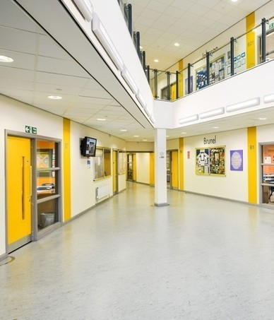 SCHOOLS COUNT ON YEOMAN SHIELD WALL AND DOOR PROTECTION - Specification Online | Wall Protection | Scoop.it