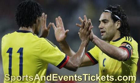 Man Utd striker Radamel Falcao scores twice in Colombia win | Premier League Updates | Scoop.it