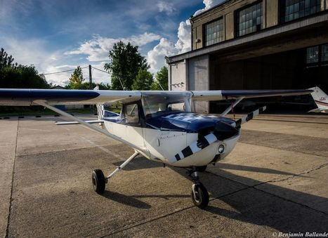 HA-IFR - Cessna 152 - Tagazous | Fantastic-shot vous recommande | Scoop.it