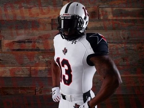 Texas Tech is wearing new 'Lone Star' uniforms on Thanksgiving - Front Page Buzz | ESPNTMZ | Scoop.it