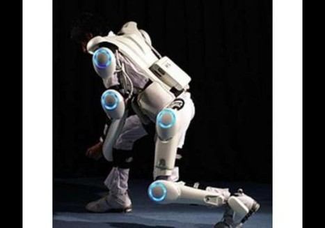 Exoskeleton - The Military's Most Science-Fictional Projects - Forbes | Sci-Fi Chronicle | Scoop.it