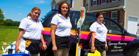 Flawless and Reliable Cleaning Services by Spouses Cleaning Houses! | johnmorj - Links | Scoop.it