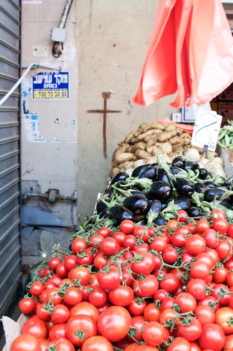 Happy Interior Blog: From Place To Space: Tel Aviv's Carmel Market   Geek & Design   Scoop.it