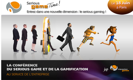 Ce qu'il faut retenir du Serious Game Time 2013 | My Serious Game | Serious games | Scoop.it